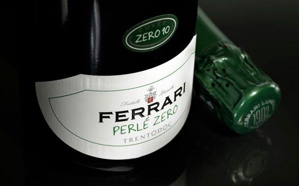 Ferrari Perlé Zero 10 TrentoDoc