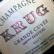 Krug Grande Cuvée 160ème Edition