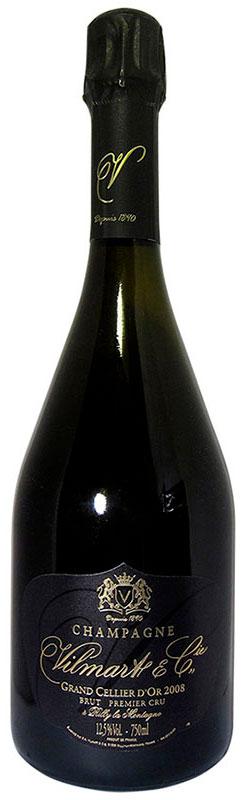 Bottiglia Grand Cellier d'Or 2008 Vilmart