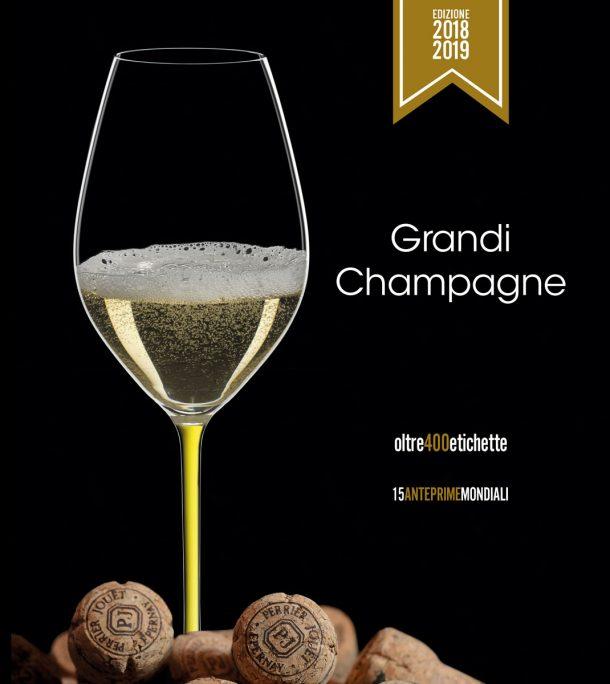 Copertina Guida Grandi Champagne 2018-19