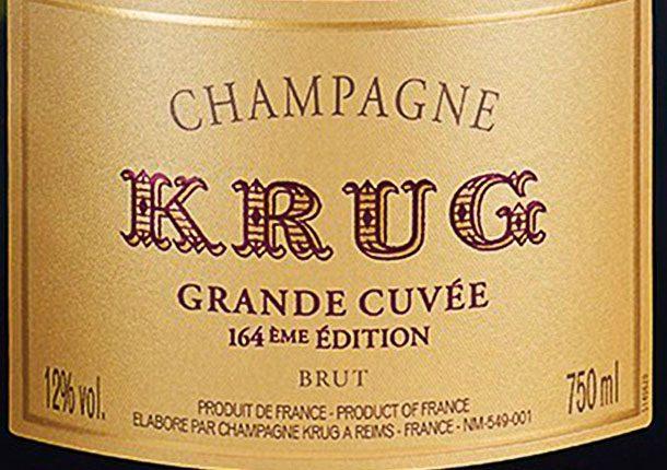 Krug Grande Cavee 164