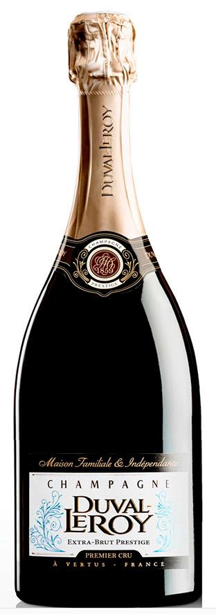 Bottiglia Duval Leroy Extra Brut Prestige
