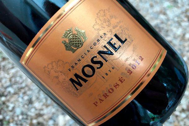 Mosnel Parosé 2012 Rosé