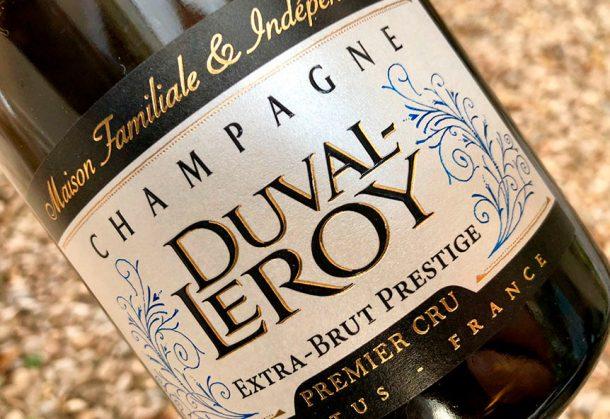 Duval Leroy Extra Brut Prestige