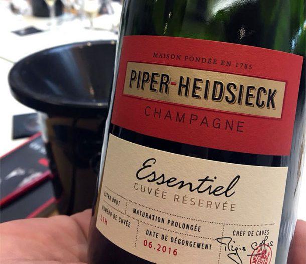 Piper-Heidsieck Essentiel Cuvée Réservée