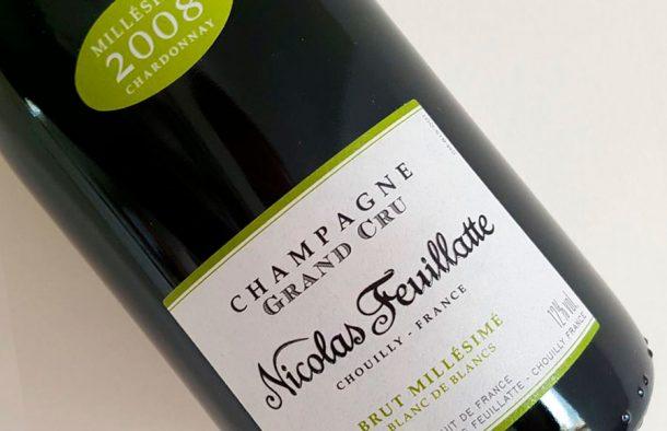 Champagne Nicolas Feuillatte 2008