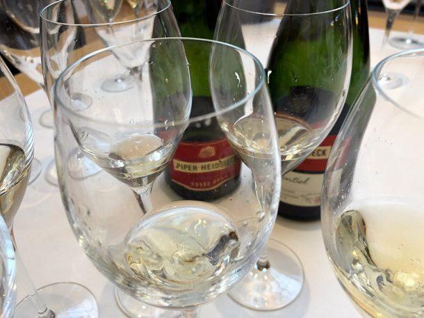 Degustazione champagne Piper Heidsieck