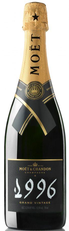 Bottiglia Moët & Chandon Grand Vintage Collection 1996