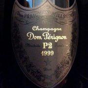 dom pérignon p2 1999