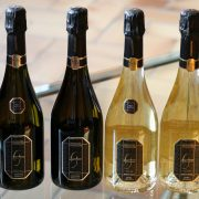 Bottiglie champagne André Jacquart