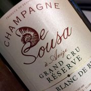 Champagne Grand Cru Réserve De Sousa