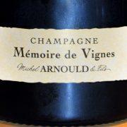 Verticale Mémoire de Vignes Michel Arnould