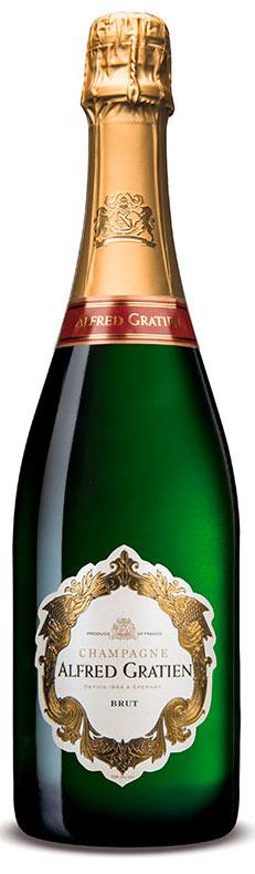 Bottiglia Champagne Alfred Gratien