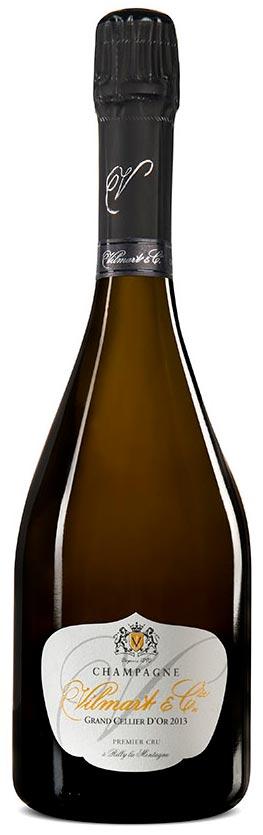 Bottiglia di Grand Cellier d'Or 2013