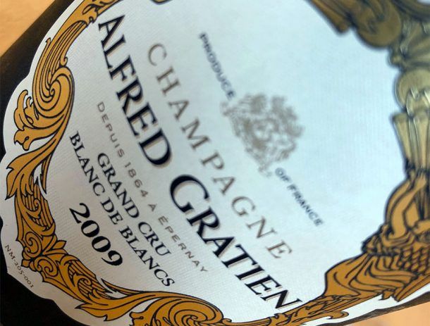 Champagne Alfred Gratien 2009