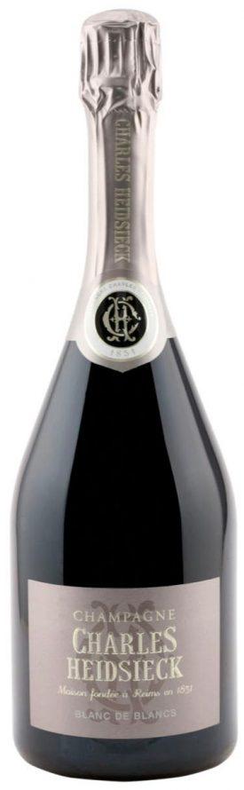 Bottiglia Charles Heidsieck bdb