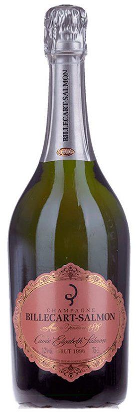 Bottiglia di Cuvée Elisabeth Salmon 1996