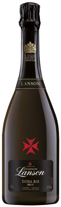 Bottiglia Lanson Extra Age brut