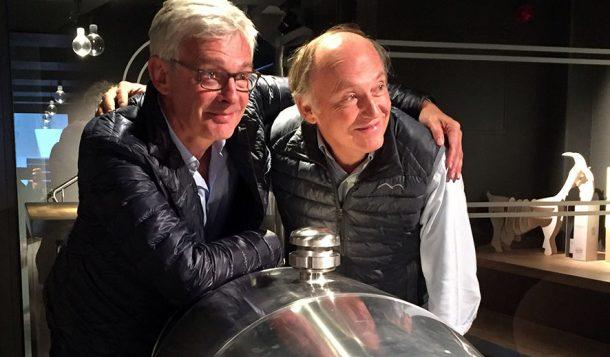 Frédéric Zeimett ed Hervé Jestin