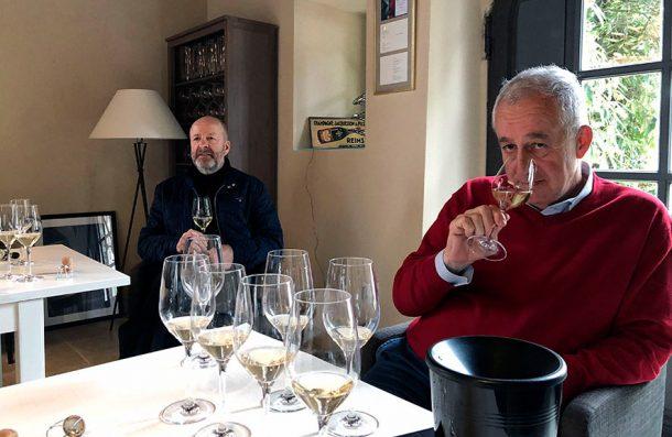 Laurent e Jean-Hervé Chiquet
