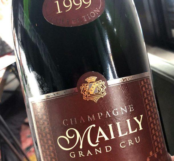 Mally champagne 1999