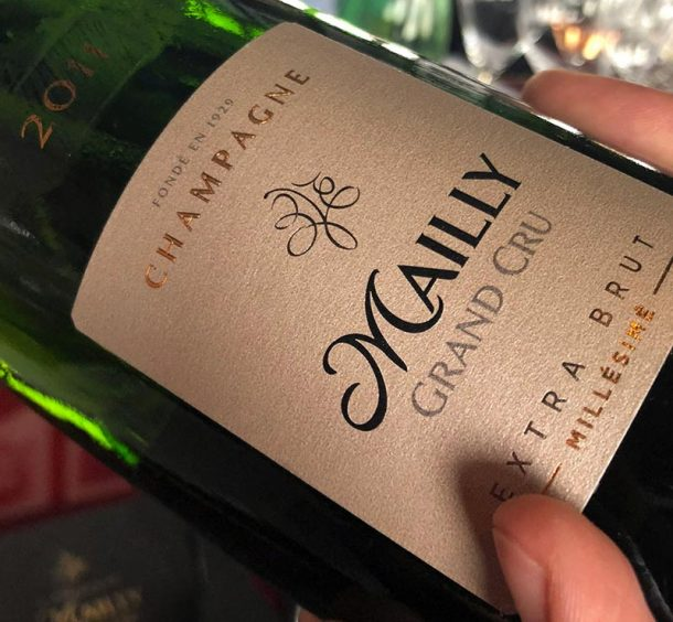 Mally champagne 2011