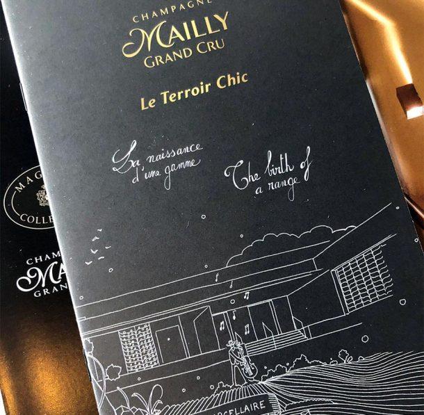 Mally champagne