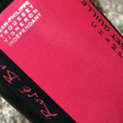 champagne rosé Trousset-Guillemart