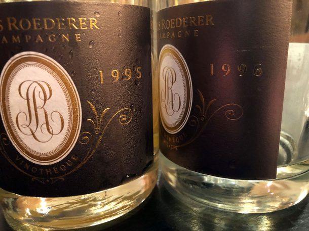 Cristal 1995 e 1996