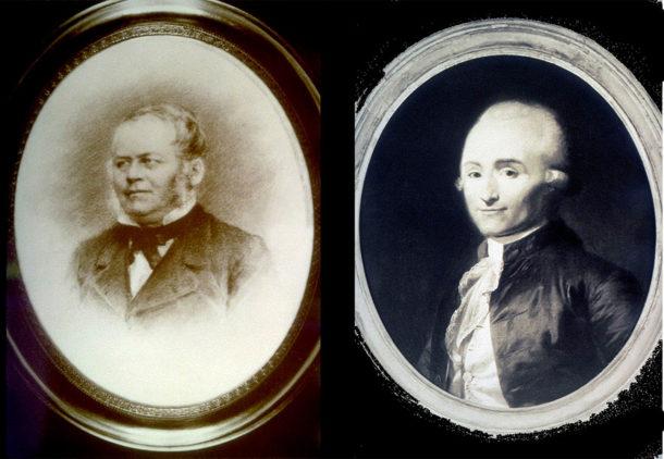 Jacques Bollinger e Athanase de Villermont