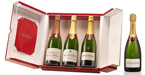 Cofanetto Champagne Bollinger
