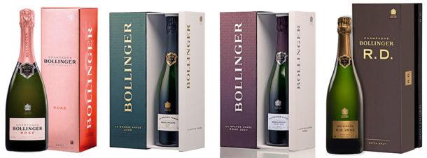 Altre bottiglie Bollinger