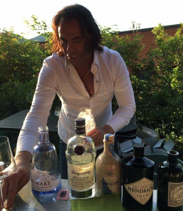 Diversi tipi di Gin