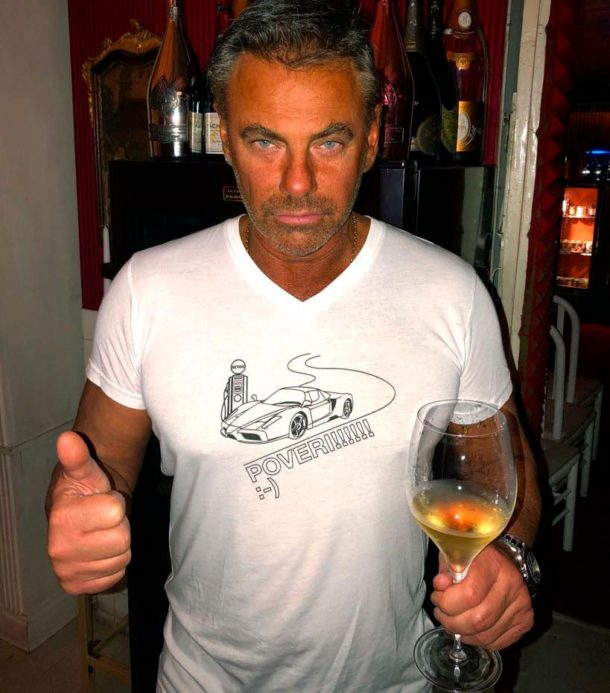 Davide e la maglietta Poveri
