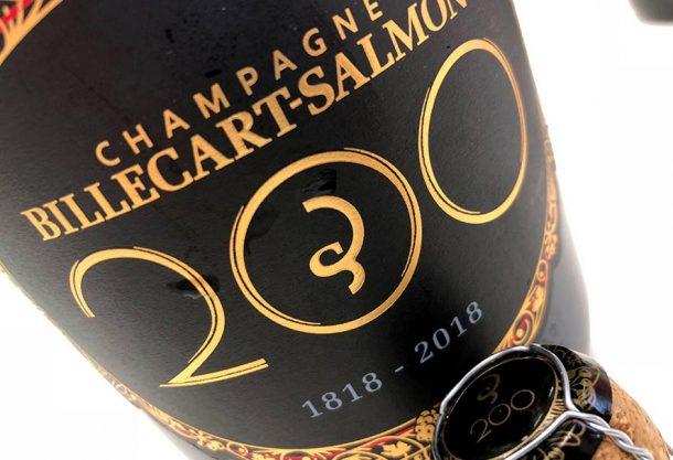Champagne per i 200 anni di Billecart Salmon