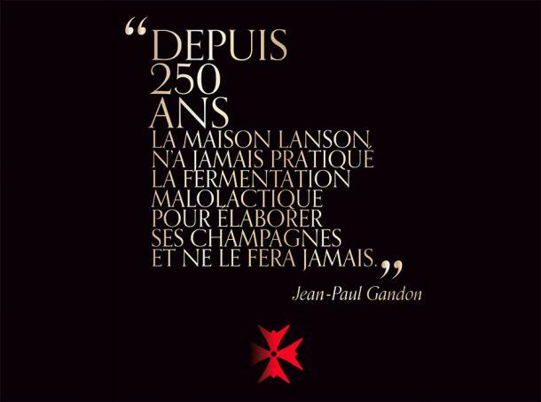 Dichiarazione Jean-Paul Gandon