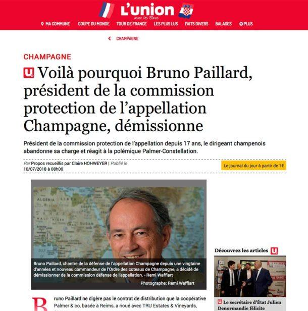 Pagina L'Union