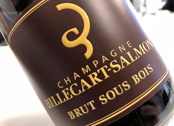 Champagne Billecart-Salmon Brut Sous Bois