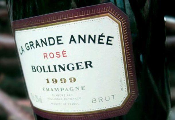 La Grande Année 1999 Rosè