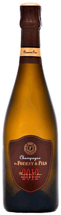 Bottiglia Mont de Vertus 2012