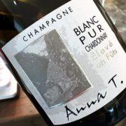 Champagne Blanc Pur Chardonnay Anna T