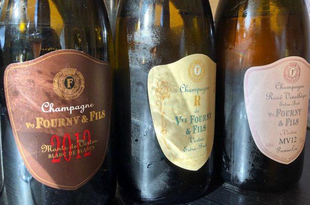 Champagne Veuve Fourny