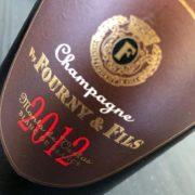 Champagne Mont de Vertus 2012