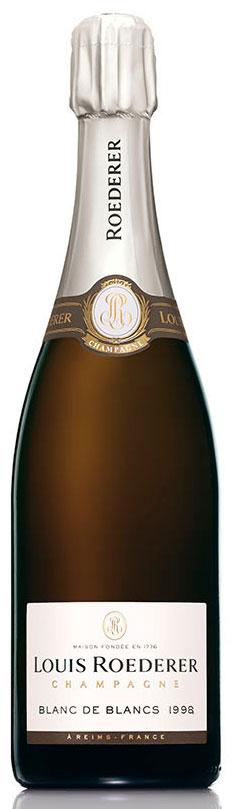 Bottiglia attuale Louis Roederer Blanc de Blancs 1998