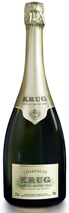 Bottiglia Krug Clou du Mesnil 2004