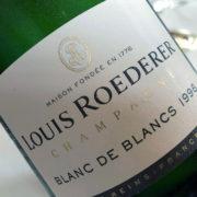 Champagne Louis Roederer Blanc de Blancs 1998