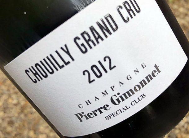 Recensione Chouilly Grand Cru 2012