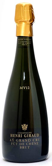 Bottiglia di Fût de Chêne MV12