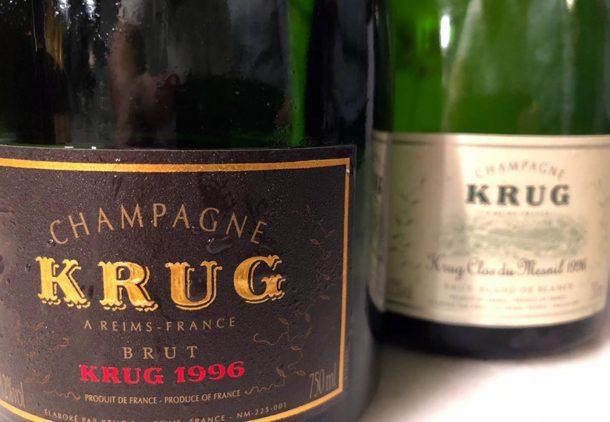 Krug Vintage 1996