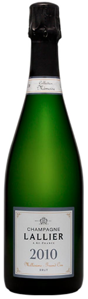 Champagne Lallier 2010